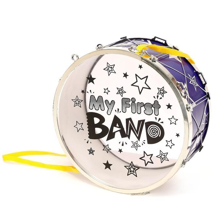 Игрушка музыкальная «Звёздный барабан», для детей, МИКС