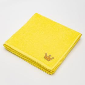 Полотенце детское Крошка Я «Корона», 50х90 см