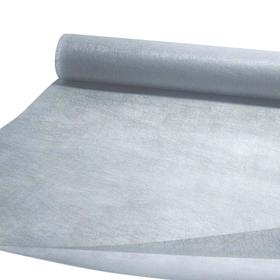 Полотно нетканое, термоскреплённое, 1,25 × 19,5 м, плотность 68 г/м²