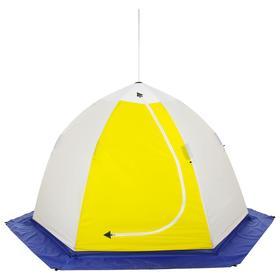 Палатка зимняя с дышащим верхом «СТЭК» Elite 2-местная
