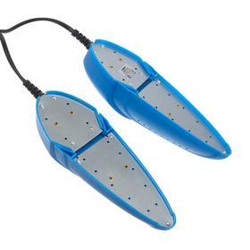 "Сушилка для обуви ""Старт"" SD07, 12 Вт, арома-пластик, керамика, 18x6x4.5 см, 60-75°С"