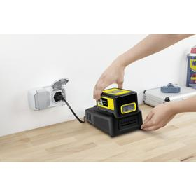 Аккумулятор Karcher Battery Power 36/25, 36 В, 2.5 Ач, 90 Wh, Li-ion