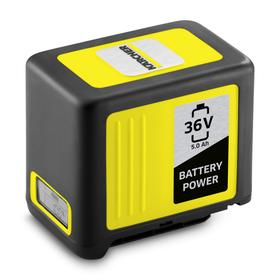 Аккумулятор Karcher Battery Power 36/50, 36 В, 5 Ач, 180 Wh, Li-ion