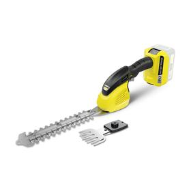 Аккумуляторные ножницы для травы Karcher GSH 18-20 Battery, 18 В, 20x12 см, БЕЗ АКБ И ЗУ