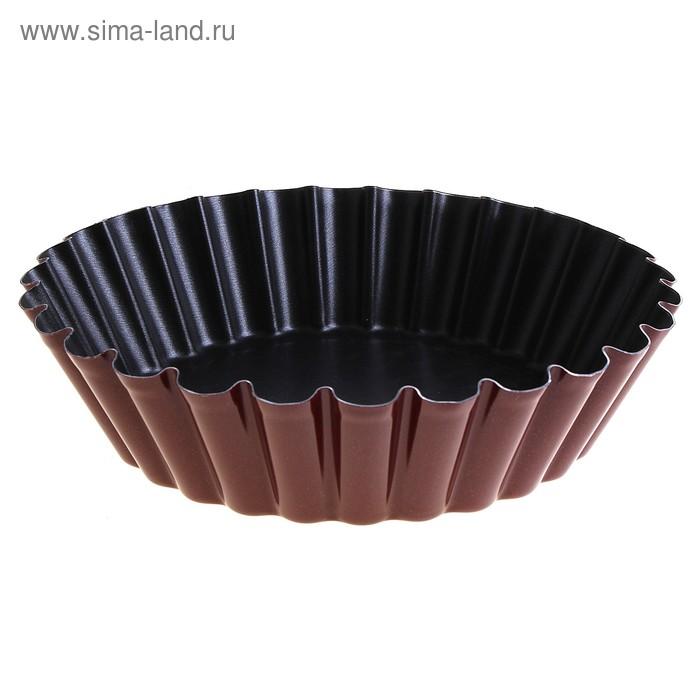 """Форма для торта с антипригарным покрытием 1,7 л d=24 см """"Забава"""""""