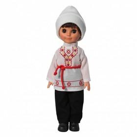 Кукла «Мальчик в чувашском костюме», 30 см