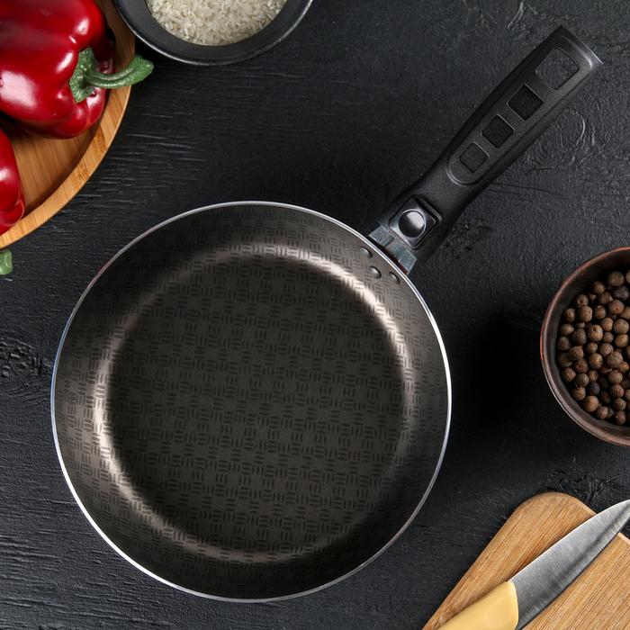 Сковорода 20 см Alpha, съемная ручка