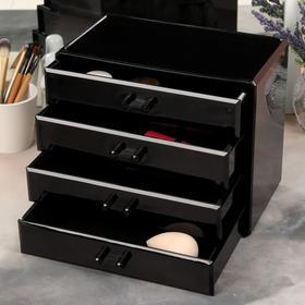 Box d/storage Kosmet prin 4yaschika 23.8*15.5*19cm black