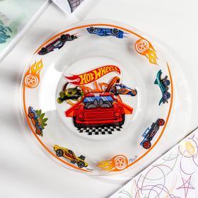 Тарелка Hot Wheels, d=20 см
