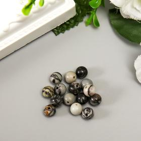 A set of beads from natures. stone