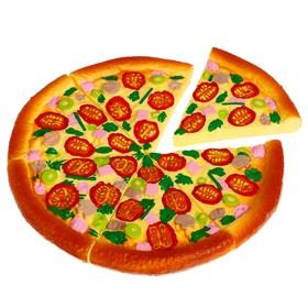 Резиновая игрушка «Пицца»