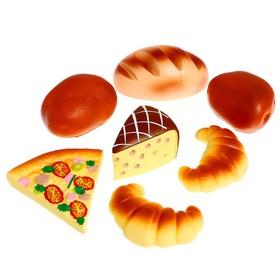 Набор резиновых игрушек «Пекарня»