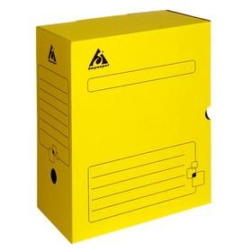 Короб архивный А4, корешок 150 мм, Бюрократ, микрогофрокартон, микс, до 1400 листов