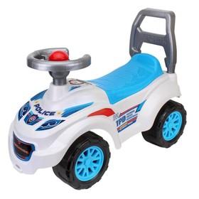 Автомобиль для прогулок «Полиция»