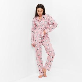 "Pajamas (trousers, jacket) KAFTAN ""Cats"", p. 48-50"