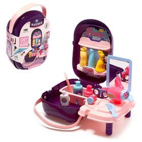 Набор парикмахера «Салон красоты» в чемодане, с аксессуарами