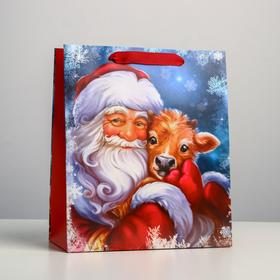"""Vertical laminated package """"Wonderful holiday"""", ML 23 × 27 × 11.5 cm"""