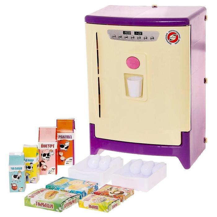 Холодильник, цвета МИКС - фото 1563296