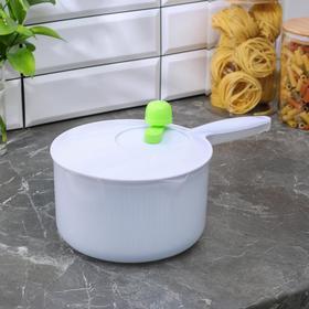Сушилка для зелени мини «Клевер», цвет белый
