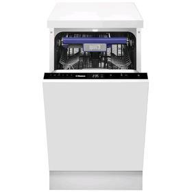 Посудомоечная машина Hansa ZIM406EH, встраиваемая, класс А++, 10 комплектов, 6 режимов