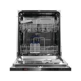 Посудомоечная машина Lex PM 6072, встраиваемая, класс А+, 12 комплектов, 7 режимов