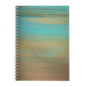 Колледж-тетрадь А5, 80 листов в клетку, на гребне Gold Collection, обложка мелованный картон, матовая ламинация, блок офсет