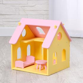 Дом «Зефир» с мебелью