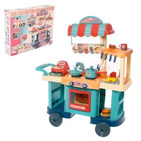 Игровой набор «Кухня ресторана» с аксессуарами