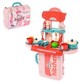 Игровой набор «Кухня» в чемодане