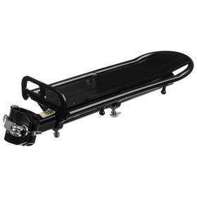 Багажник задний FX-QX-062 на подседельную трубу, алюминий