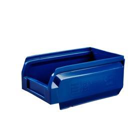 Ящик полимерный многооборотный, 22.401, 16,5х10х7,5см, синий Ош
