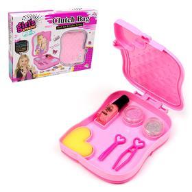 Набор для девочек для маникюра «Маленькая модница» с аксессуарами