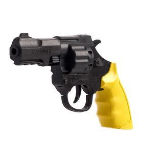 Пистолет «Стрелок», стреляет 8-ми зарядными пистонами, МИКС