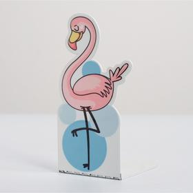 "Book holder metal ""Flamingo»"