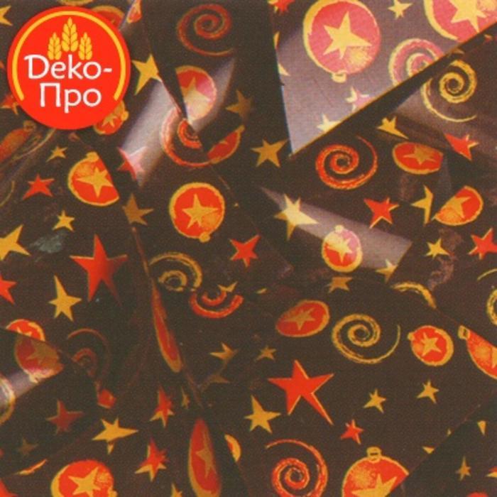 """Переводные листы """"Праздник"""" для шоколада, 300 х 400 мм, 24 шт."""