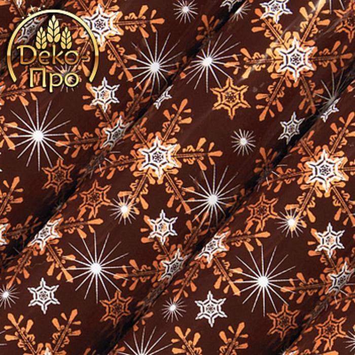 """Переводные листы """"Снежинки"""" для шоколада, 300 х 400 мм, 24 шт."""