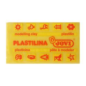 Пластилин 50 г JOVI, желтый (для малышей)