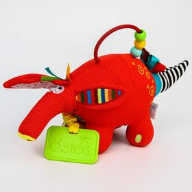 Anteater Baby educational toy