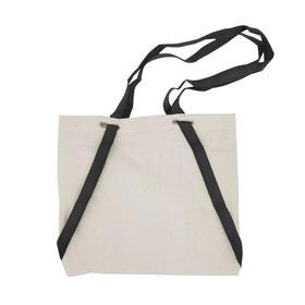 Эко сумка шоппер, усиленные ручки