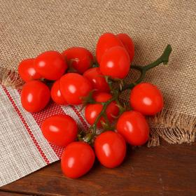 "Dummy ""Tomatoes on a branch"" 3,5x16,5 cm,(tomato 16pcs) mix"