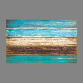 "Photophone vinyl ""Green-brown boards"" 80x125 cm"