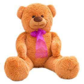 Мягкая игрушка «Медведь Илюша», цвет коричневый, 120 см