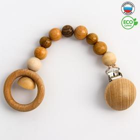 Подвеска «6 пород дерева» эко