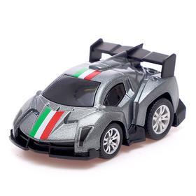 """Metal car """"Mini"""", inertia, MIX"""