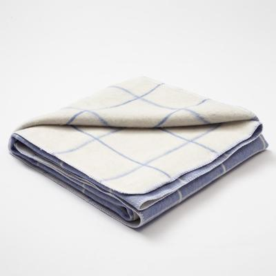 "Blanket ""Ethel"" Cage, 147x212 cm, 78% cotton, 22% p/e"
