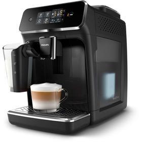 Кофемашина Philips EP2231/40, автоматическая, 1500 Вт, 1.8/0.26 л, чёрная