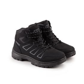Кроссовки мужские, цвет чёрный, размер 43