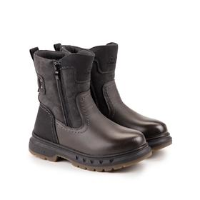 Ботинки, цвет серый, размер 34