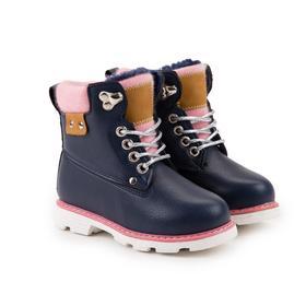 Ботинки детские, цвет синий, размер 29