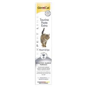 Паста GIMCAT Expert Line для кошек, Таурин, 50 г